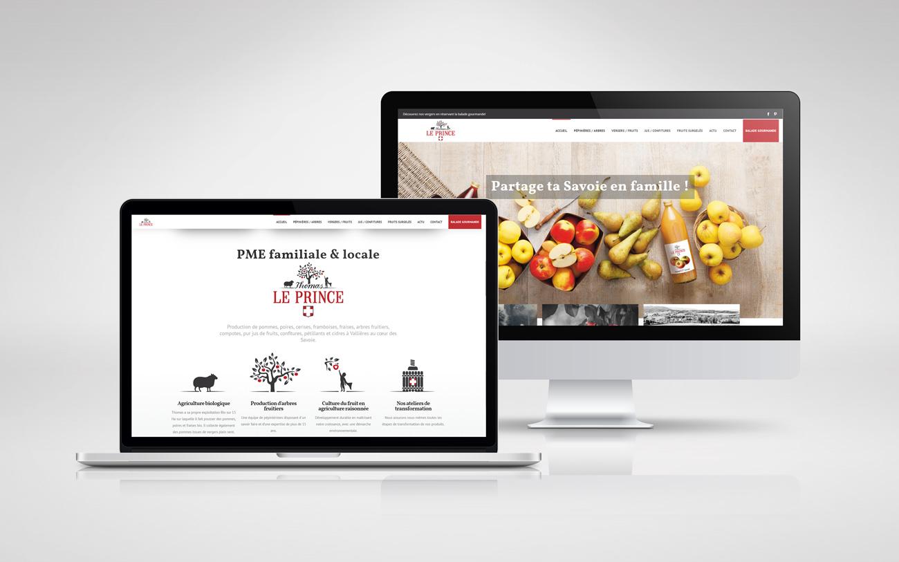 Thomas Le Prince – Website