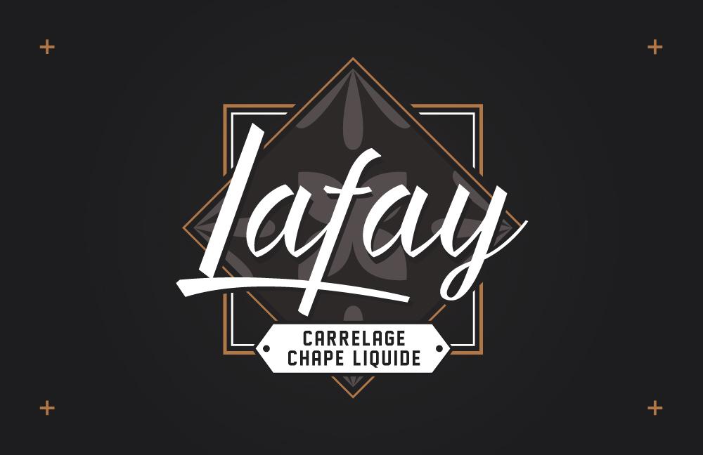 Lafay Carrelage – logo
