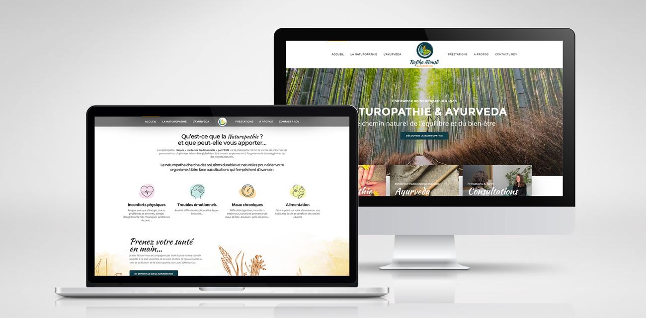 website rafika Mousli